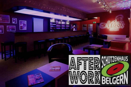 Jeden Freitag ab 20.00 Uhr After Work Party